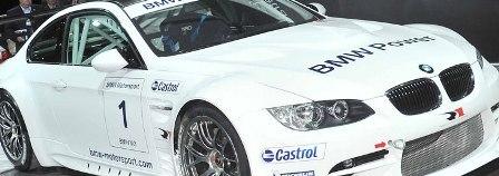 BMW vuelve a las ALMS con dos M3 Coupe