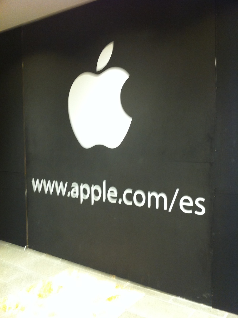 Foto de Inauguración Apple Store La Maquinista (7/93)