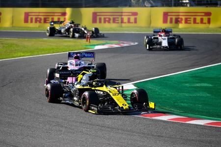 Hulkenberg Japon F1 2019
