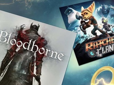 Bloodborne, uno de los mejores juegos de PS4 será gratuito durante marzo para usuarios de PS Plus