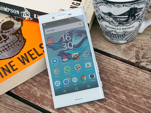 Sony Xperia X Compact, review con vídeo