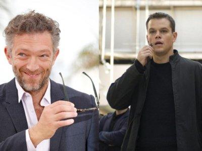 'Bourne 5': Vincent Cassel será el villano en el regreso de Matt Damon a la saga