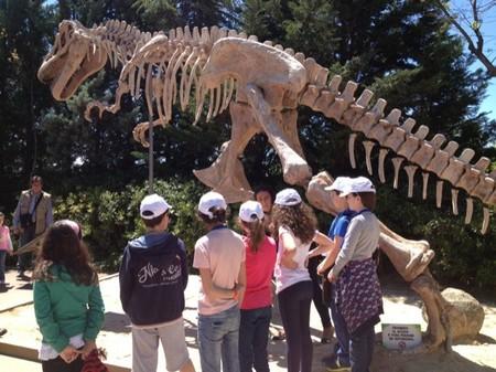 La experiencia Dinosaurios en Faunia se prorroga hasta el año 2014