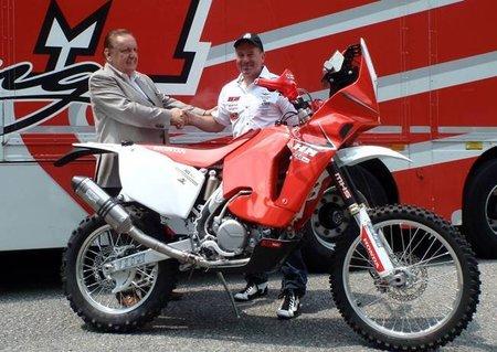 Jordi Arcarons no disputará la edición 2012 del Rally Dakar
