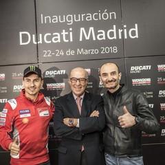 Foto 5 de 9 de la galería ducati-madrid en Motorpasion Moto