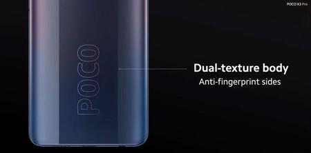 Poco X3 Pro Diseno