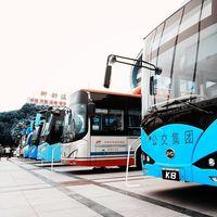 El 17% de los buses de China son ya eléctricos. Y está teniendo efectos en el consumo mundial de crudo