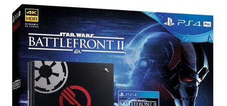 Star Wars: Battlefront II contará con dos packs de edición limitada de PS4 y PS4 Pro