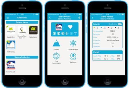 SnowCheck, en plena temporada de esquí, esta es la aplicación imprescindible en tu dispositivo iOS