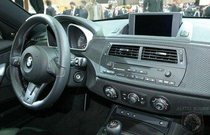 Presentación BMW Z4 M Coupé en el salón de Ginebra