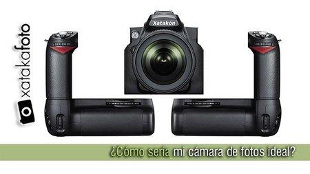 ¿Cómo sería mi cámara de fotos ideal?
