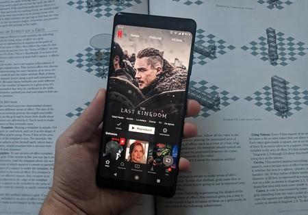Sony Xperia Netflix