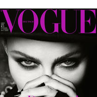 Vogue Alemania: Madonna