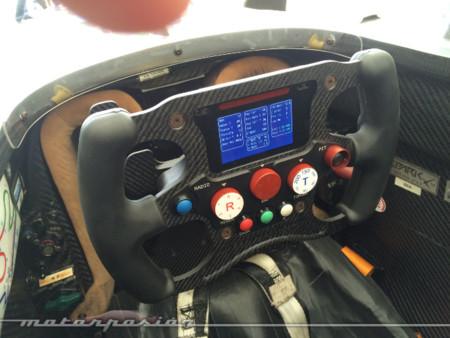 Volante Ordenador Formula E