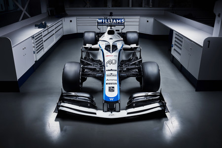 Williams F1 2020 3
