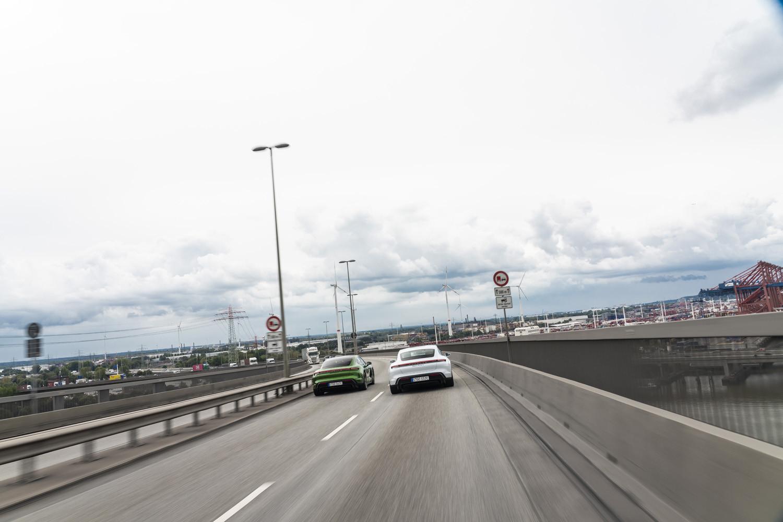 Foto de Porsche Taycan prueba contacto (133/275)