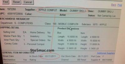 Más pistas de los nuevos MacBook Pro desde Japón y los almacenes de Best Buy