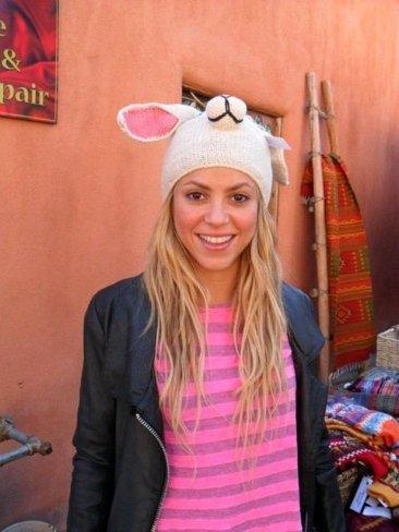 Shakira: tenga yo la cabeza caliente, ríase la gente