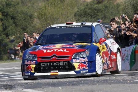 """Citroën le da la """"carta de libertad"""" a Dani Sordo"""