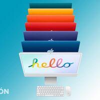 El iMac 2021 de 24 pulgadas con chip M1 ya cuesta más barato en Amazon: estrénalo con 512 GB por 100 euros menos