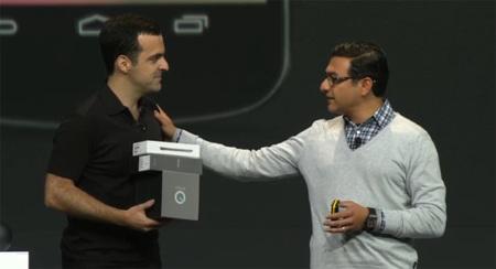 Google regala un Google Nexus 7, un Galaxy Nexus y un Nexus Q a los asistentes al Google I/O