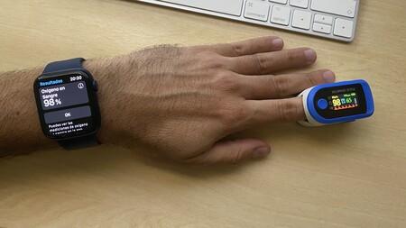 Apple Watch Series 6 Pulsioximetro Applesfera