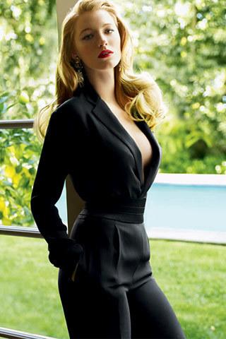 Todas las imágenes de Blake Lively para Vogue