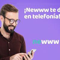 """Newww es el nuevo OMV en México que ofrece desde 5 GB de datos por 100 pesos hasta """"internet ilimitado"""", esta es su oferta comercial"""