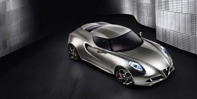 Alfa Romeo 4C y cambios en Giulietta y MiTo para el Salón de Fráncfort
