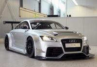 Audi TT RS, un nuevo Audi carreras-cliente