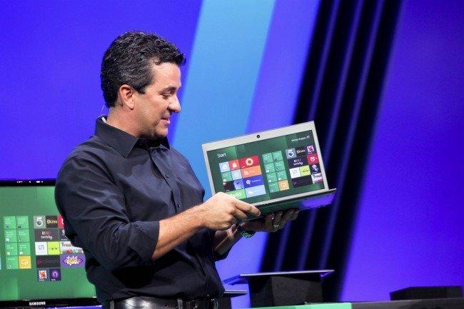 Windows 8 en build
