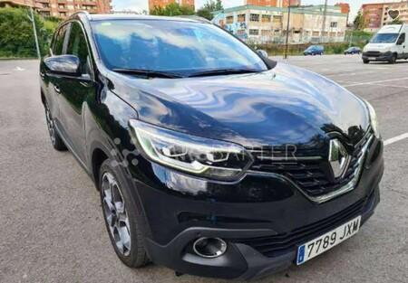 Si buscas un coche polivalente, este Renault Kadjar es a la vez SUV, berlina y familiar