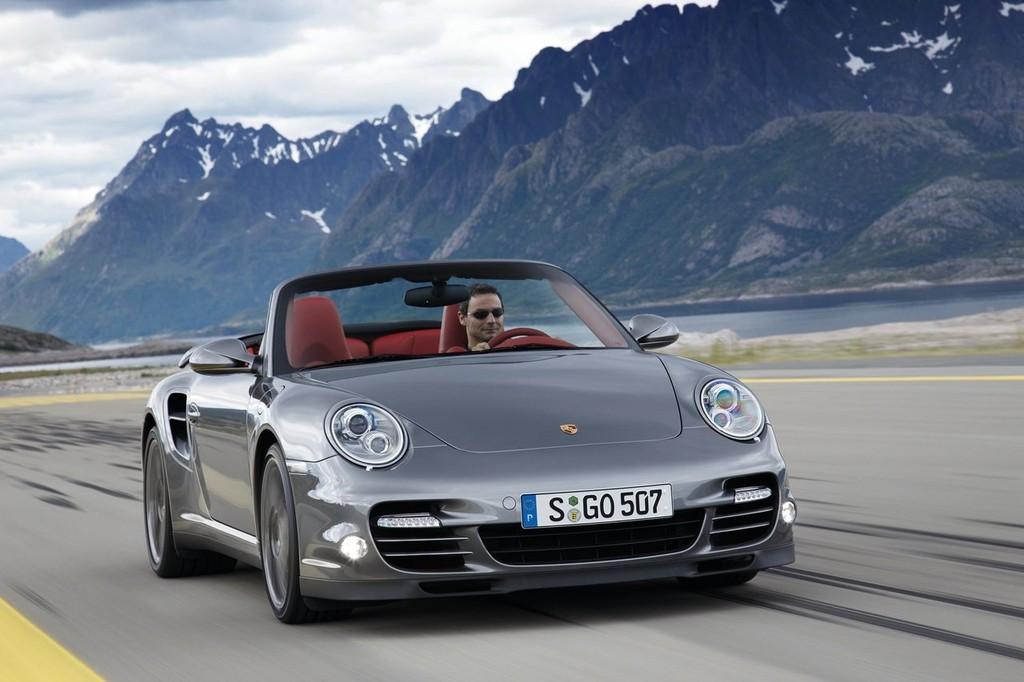 Foto de Porsche 911 Turbo (5/7)