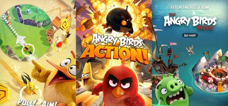Angry Birds Action! llega a Android, un divertido pinball basado en la película
