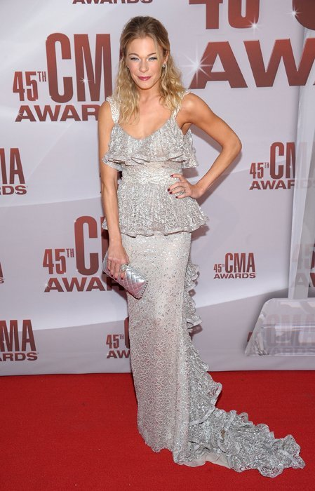 LeAnn Rimes CMA Awards 2011
