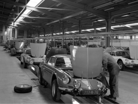 Factoría de Dieppe (Francia)