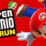 Se abre el registro de Super Mario Run en Android