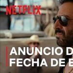 'Narcos: México' terminará en la temporada 3: Netflix desvela el tráiler y la fecha de estreno del final de la serie
