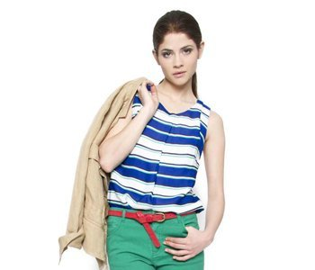 Lookbook Sfera verano 2011: ¡se nos suben los colores!