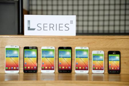 LG L Series III: LG L40, L70 y L90