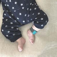 Una pulsera inteligente que te permitirá monitorizar a tu bebé: Liip Smart Monitor