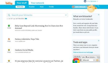 Los usuarios rechazan la nueva versión de bitly, y no les falta razón