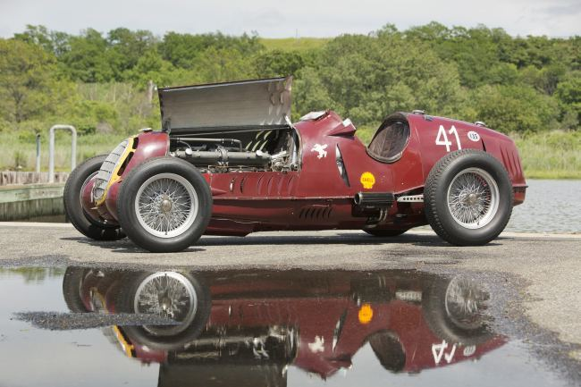 Foto de Alfa Romeo 8C-35 Monoposto de 1935 ex-Tazio Nuvolari (15/19)