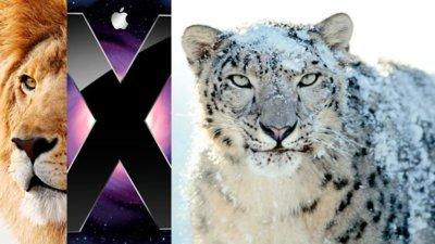 OS X Lion aumenta su cuota pero sigue por detrás de Leopard y Snow Leopard en popularidad