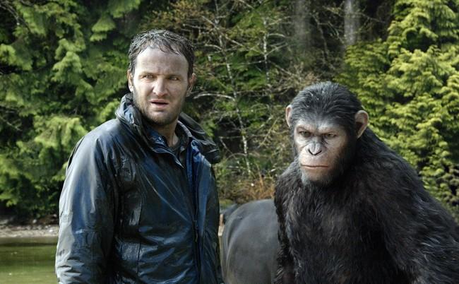 Jason Clarke en El Amanecer del Planeta de los Simios