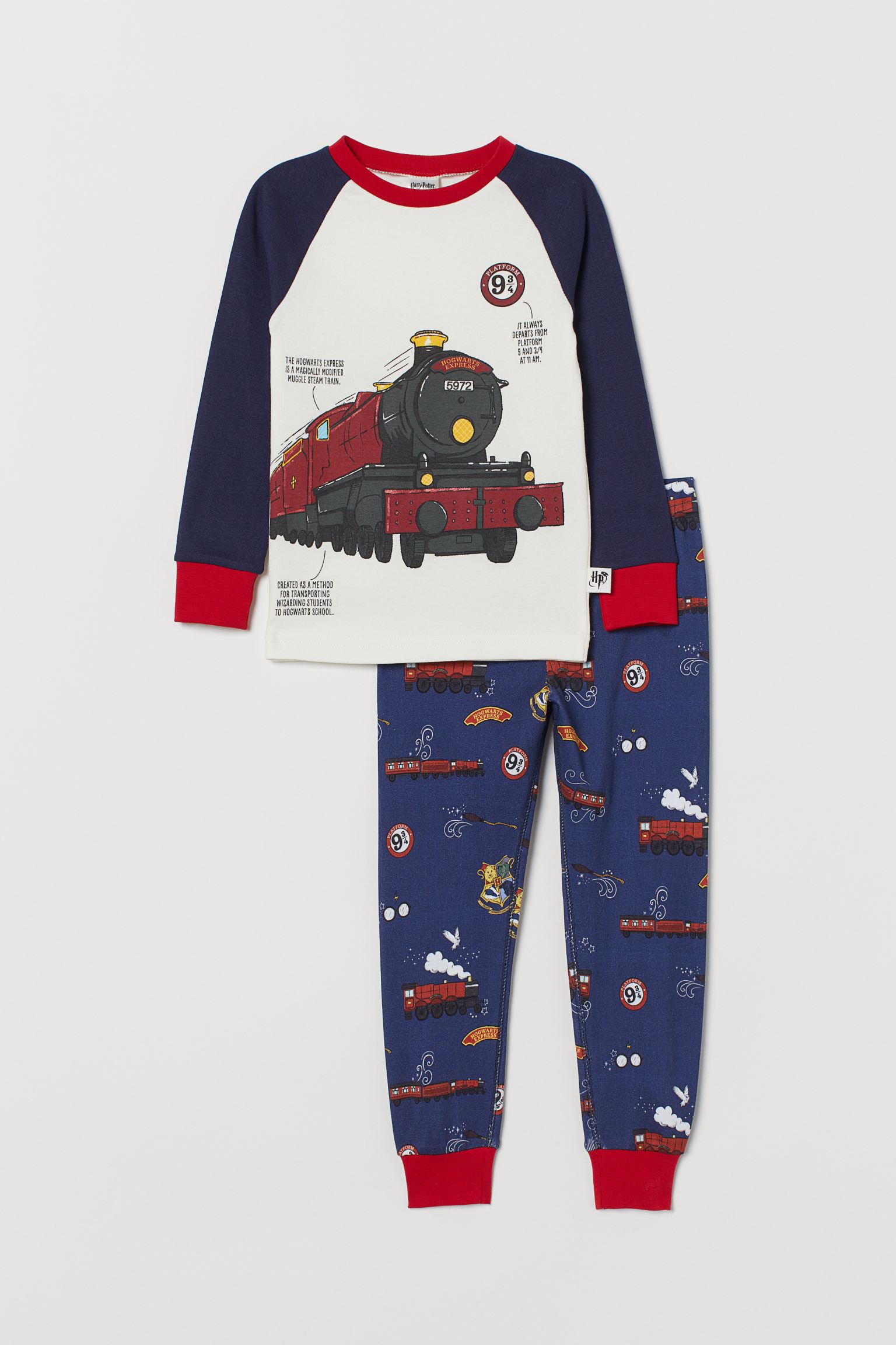 Pijama con motivo