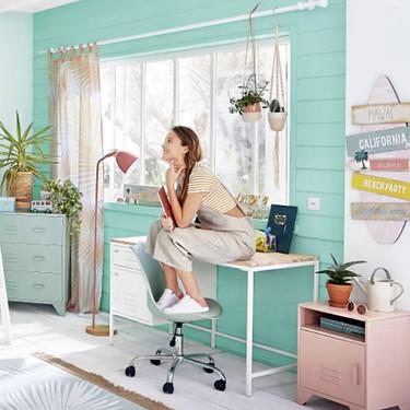 Los 17 mejores escritorios y sillas de Maisons du Monde para los adolescentes para este regreso al cole