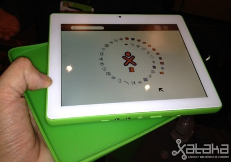 OLPC XO-4 Touch empieza a dar de qué hablar: previsto para 2013