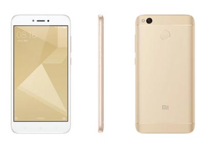 Xiaomi Redmi 4x, en versión internacional con Google Play, por 90 euros y envío gratis