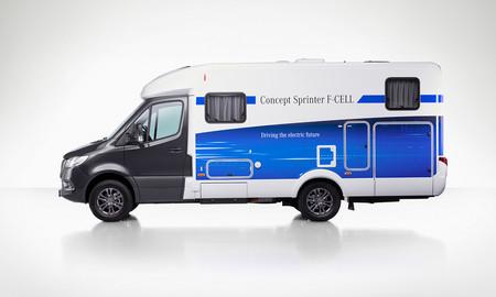 Mercedes Benz F Cell Sprinter Concept